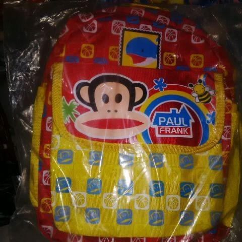 28e7b5c1af1e Jual Tas ransel sekolah anak merah kids red school backpack bag paul ...