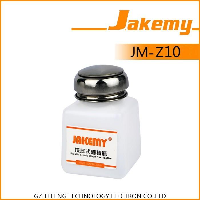 harga Jakemy liquid alcohol plastic dispenser bottle 120ml - jm-z10 Tokopedia.com