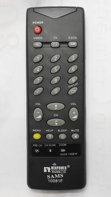 Remot / remote tv samsung tabung aa59-10081f pd ...