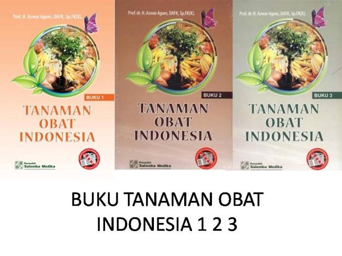 INVENTARIS TANAMAN OBAT INDONESIA EPUB
