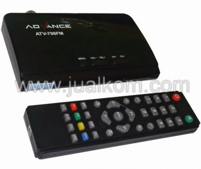 harga Tv tunner external u/ lcd advance atv-798fm Tokopedia.com