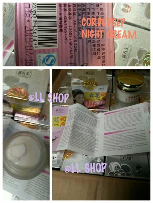 harga Herbal cream cordeysep b/night cream Tokopedia.com