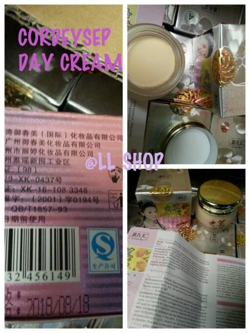 harga Herbal cream cordeysep a/day cream Tokopedia.com