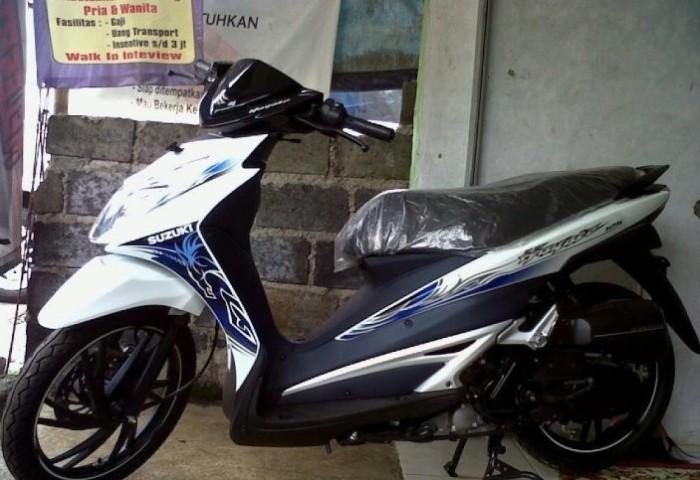 Jual Suzuki Hayate 125 R Kab Tulungagung Spare Part Motor Suzuki Tokopedia
