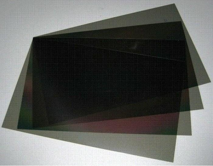 harga Polarizer film untuk modifikasi negative lcd speedometer (10 x 10 cm) Tokopedia.com