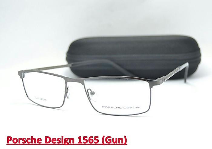 Jual Frame Kacamata - Porsche Design P1565 - Baca Minus - Optik ... d6a9cb4b30