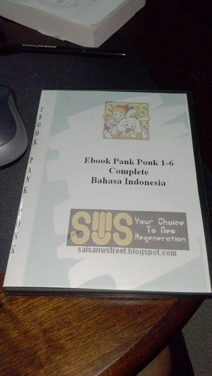 harga Ebook pank ponk 1-6 versi pdf Tokopedia.com