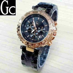 Stainless Source · harga Jam Tangan Wanita Guess Collection gc Rantai Black Rosegold .