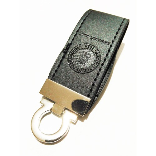Foto Produk Flash Disk Logo ITB Black Leather 8GB dari USBCRAFT