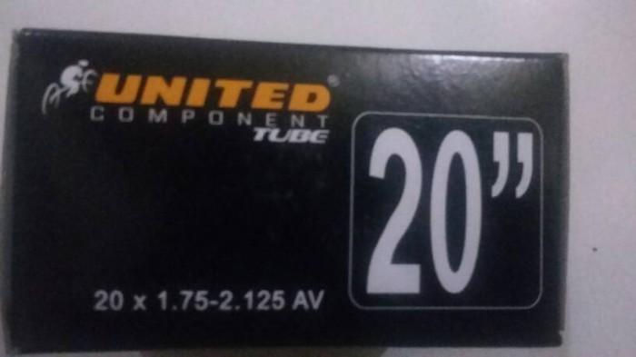 harga Ban dalam sepeda bmx united 20x175-2.125. Tokopedia.com