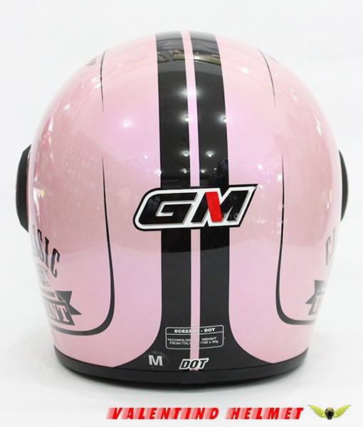 HELM GM Vint Classic Pink 2