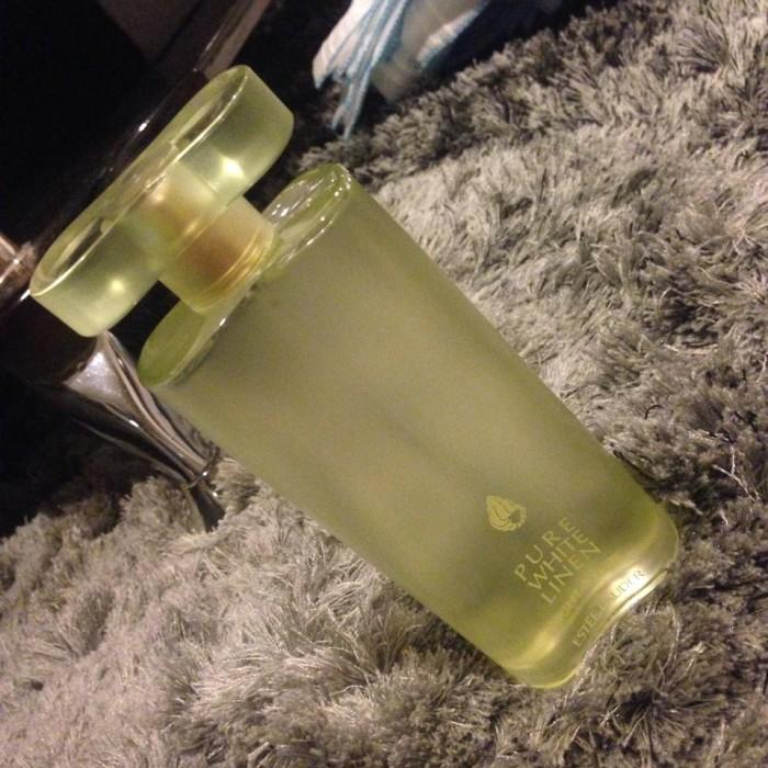 harga Parfum ori tester nonbox estee lauder pure white linen Tokopedia.com