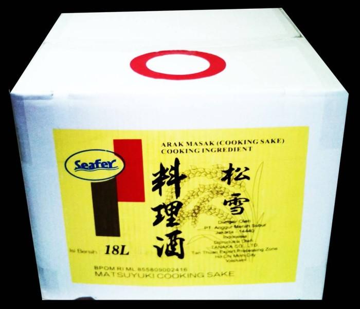 harga Matsuyuki cooking sake 18 liter Tokopedia.com