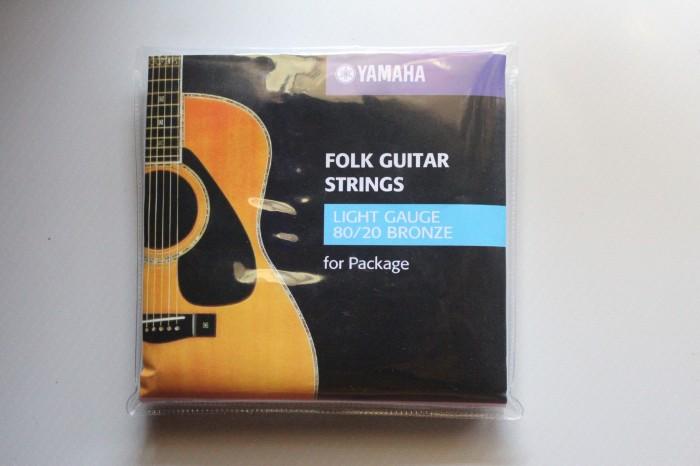 Senar Gitar Yamaha | Yamaha Folk Guitar Strings + FREE Pick Gitar