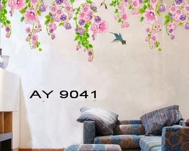 Foto Produk Wallsticker Model AY 9041 dari Aswanesher Shop