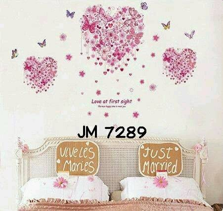 Foto Produk Wallsticker Model JM 7289 dari Aswanesher Shop