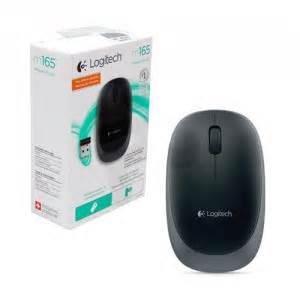 Foto Produk Mouse LOGITECH Wireless M165 - RESMI dari Maju Store