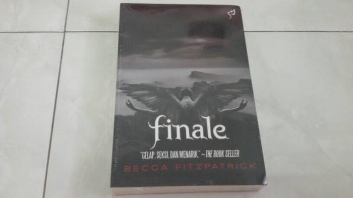 harga Novel finale (hush hush saga #4) Tokopedia.com