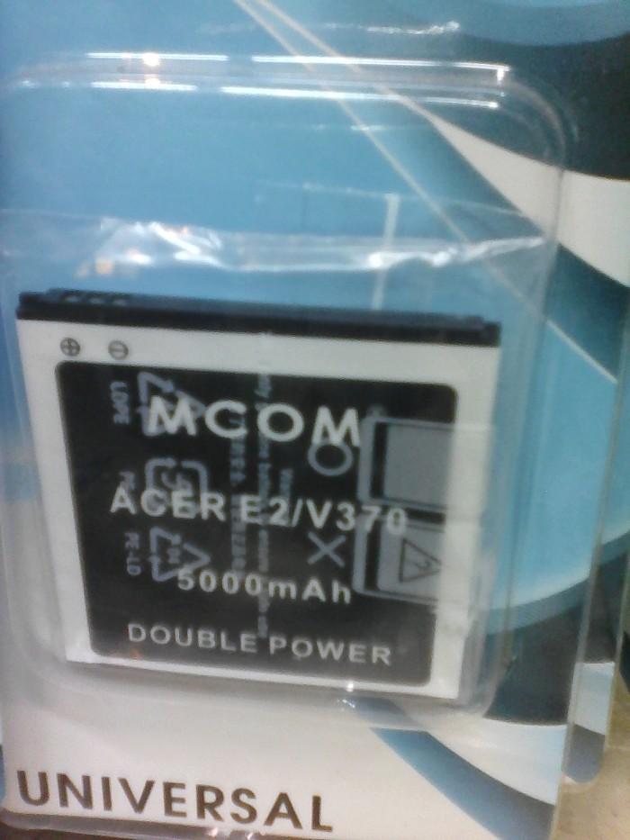 harga Baterai batrei battery original double power acer e2 v370 Tokopedia.com