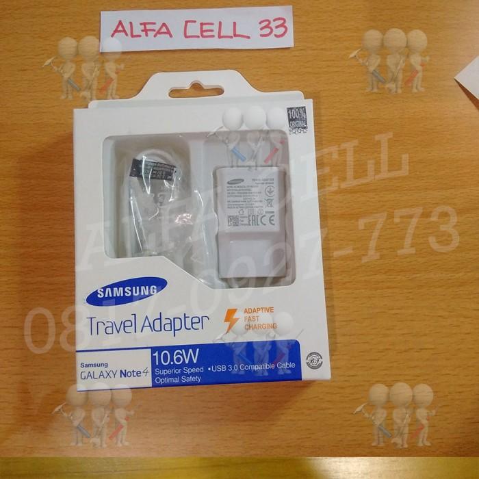 harga Charger samsung note 4 / n910h fast charging original Tokopedia.com