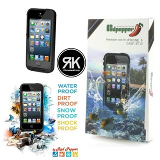 harga Redpepper iphone 5 or 5s waterproof case like lifeproof Tokopedia.com