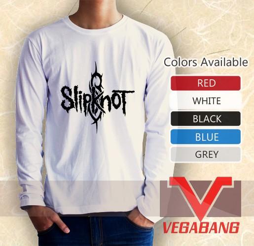 harga Kaos lengan panjang slipknot logo Tokopedia.com