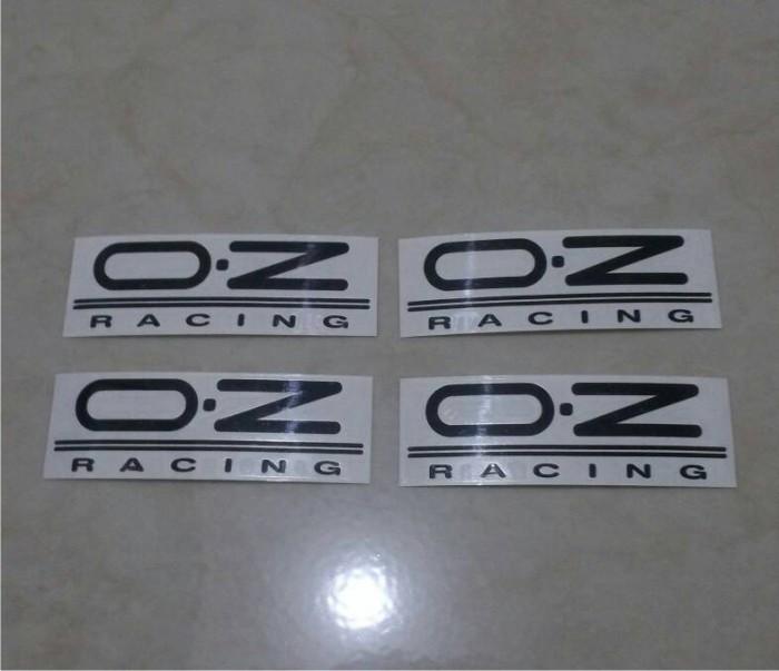 harga Sticker velg oz racing hitam Tokopedia.com
