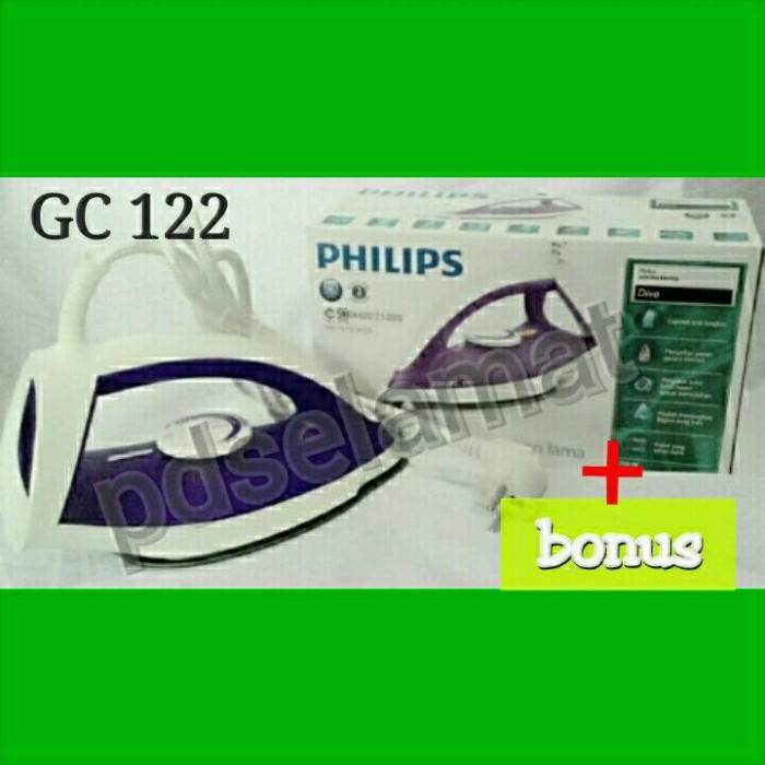 harga Setrika philips gc 122 Tokopedia.com