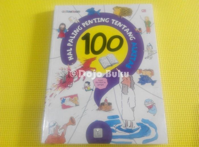 harga 100 hal paling penting tentang alkitab Tokopedia.com