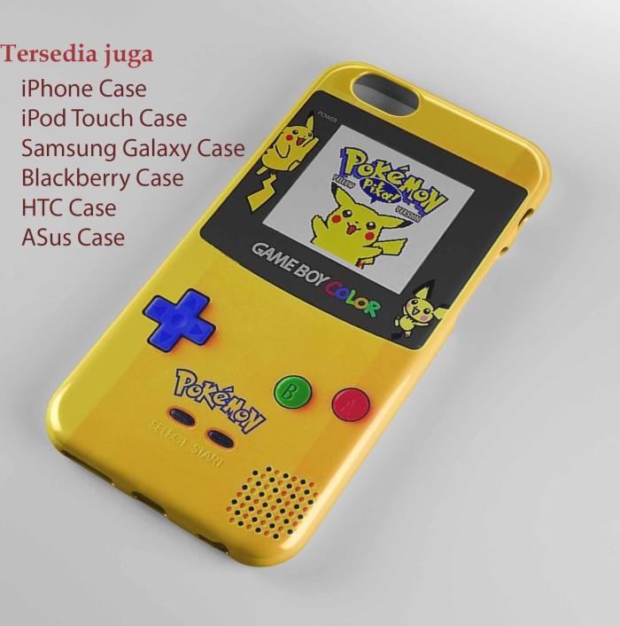 harga Gameboy color pokemon edition hard case iphone case dan semua hp Tokopedia.com