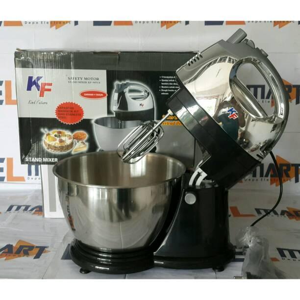 harga Kf Hand & Stand Mixer Kf 907cs /mixer Com Kf/stand Mixer Tokopedia.com