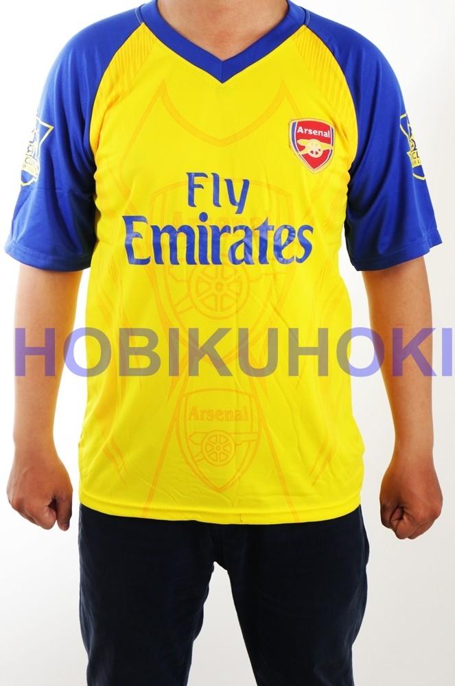 promo code f5f1f c83fc Jual Jersey Arsenal-02 Terima Dropship dan Reseller Harga Special - DKI  Jakarta - Mobileku | Tokopedia