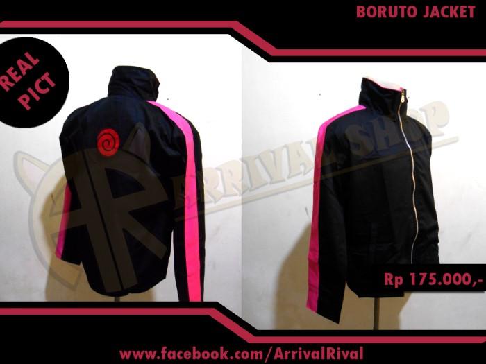 Jual Boruto Jacket Jaket Kostum Cosplay Anime Jepang Naruto