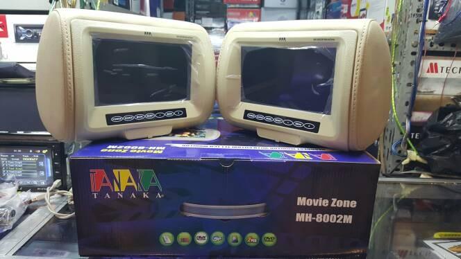 harga Tv/monitor headrest tanaka layar 8 inch mh-8002m Tokopedia.com