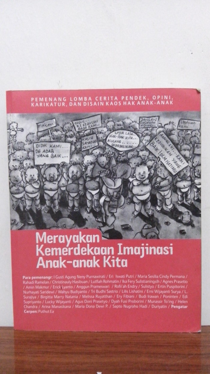 Jual Merayakan Kemerdekaan Imajinasi Anak Anak Kita Kota Makassar Lautanbiru