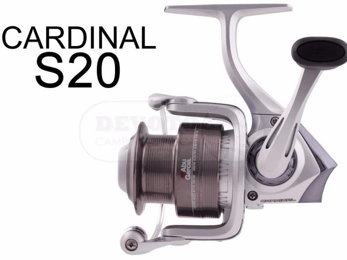 harga Abu garcia cardinal s 20 spinning reel Tokopedia.com