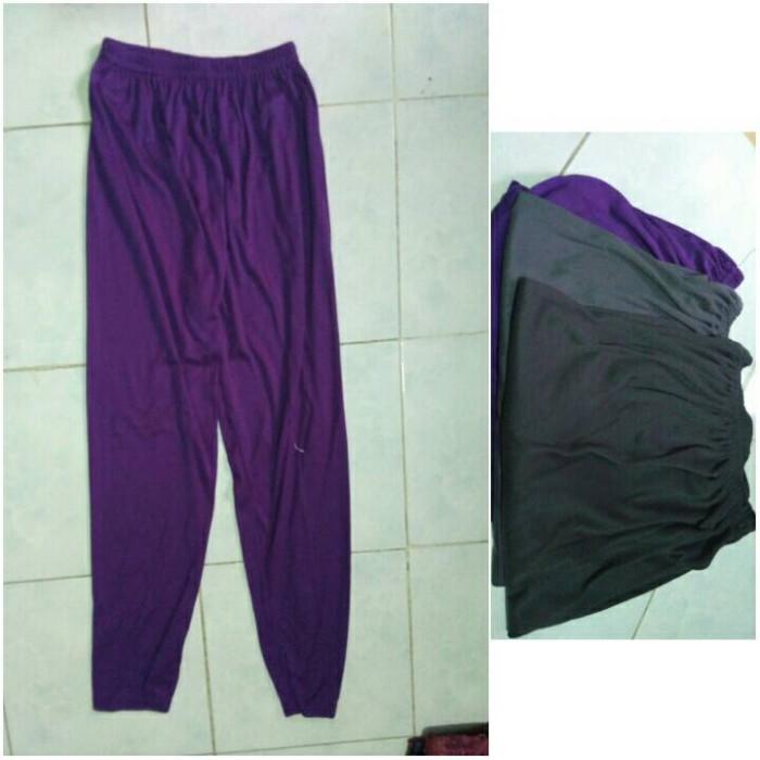 Jual Celana Legging Dewasa Bahan Kaos Kota Surakarta Cameloshop Tokopedia