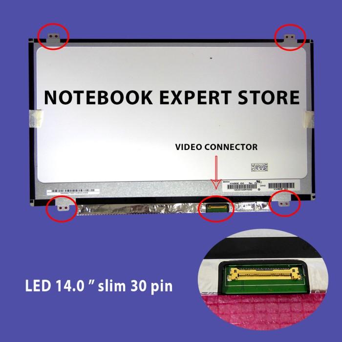 harga Led 14 slim acer aspire e1-471 e5-411 e5-471 ( 30 pin ) Tokopedia.com