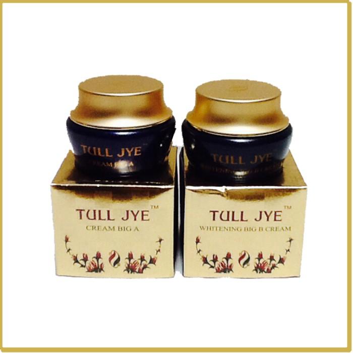 Bleaching Cream Source TULL JYE Day & Night Cream Merah 15gr