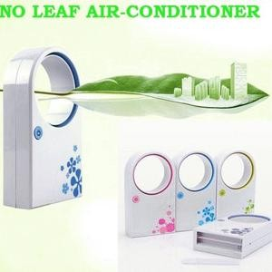 harga Mini bladeles fan kipas angin ac tanpa baling no leaf air conditioner Tokopedia.com