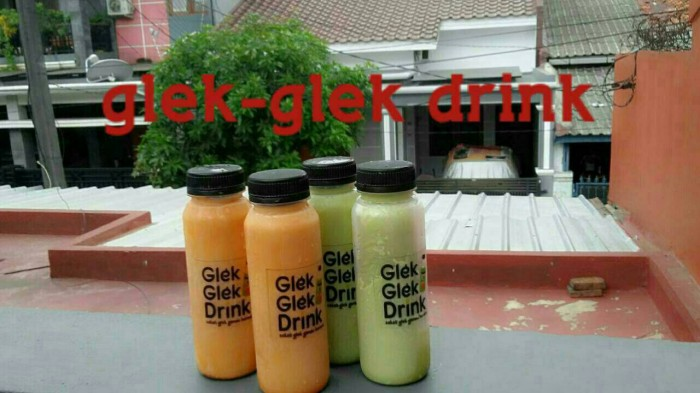 Foto Produk Glek-Glek Drink dari tokokeisuke