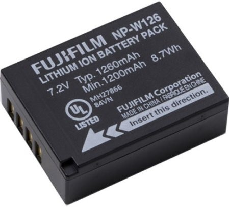 harga Baterai fujifilm np-w126s li-ion battery original (x-tx-ex-ax-m) Tokopedia.com
