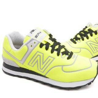 bcf7a755e88c9 Jual new balance 574 original - meong shoes online   Tokopedia