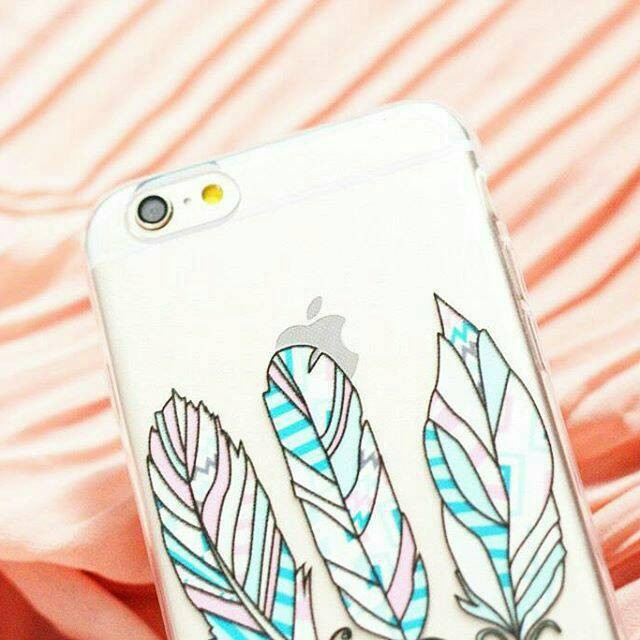 harga Feather case for iphone 4/4s/5/5s/6/6s/6+ Tokopedia.com