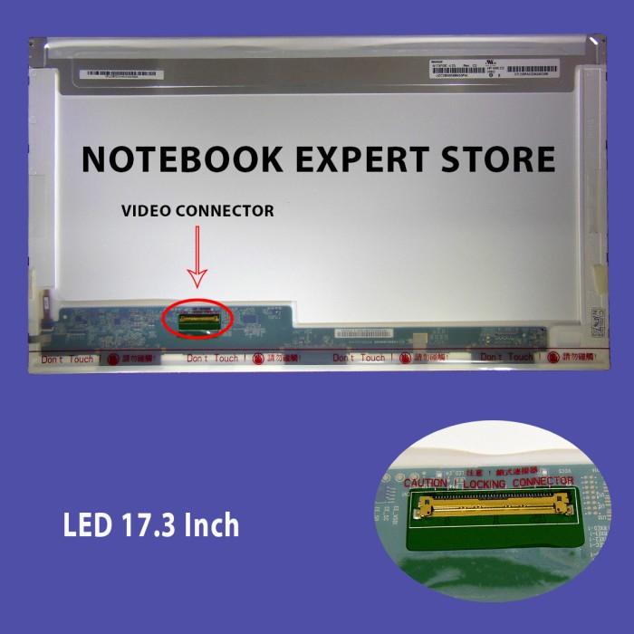 harga Led 17.3 inch 40 pin ( toshiba acer dell hp compaq ) Tokopedia.com