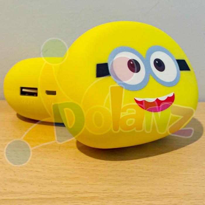 harga Powerbank character cute minion laugh Tokopedia.com