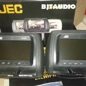 harga Headrest monitor jec 7  bantalan besar (100% baru % garansi) Tokopedia.com