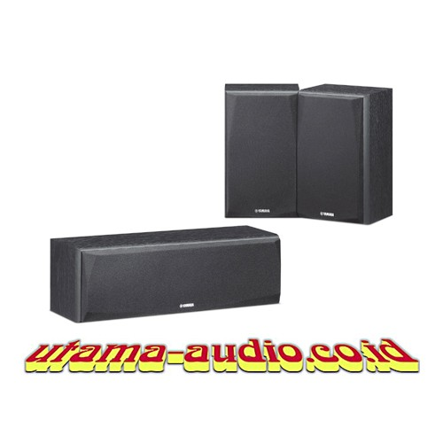 harga Yamaha ns-p51 paket surround speaker dan center speaker Tokopedia.com