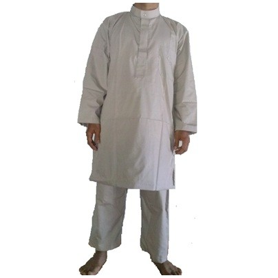 Afdhal Ikhsan Baju Muslim Gamis Pria Dewasa Al Muttaqin