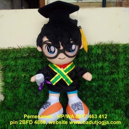 harga Boneka wisuda conan 30 cm Tokopedia.com